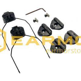 Earmor - MTEK M-LOK Helmet Rails Adapter