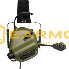 "EARMOR - Hearing Protector ""M32 Tactical  MOD3"" Green"