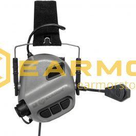 "EARMOR - Hearing Protector ""M32 Tactical  MOD3"" Cadet Grey"