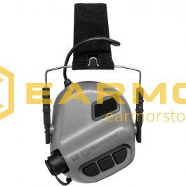 "EARMOR - Hearing Protector ""M31 Tactical  MOD3"" Grey"