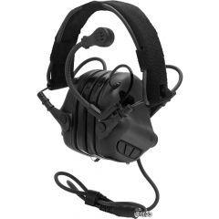 Earmor MilPro M32 Mark 3 Black