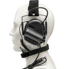 EARMOR Throat microphone For M32/M32H
