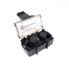 Earmor M20 - Electronic Noise Reduction Earplug Black