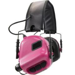 """EARMOR - Hearing Protector """"M31 Tactical  MOD3"""" Pink"""